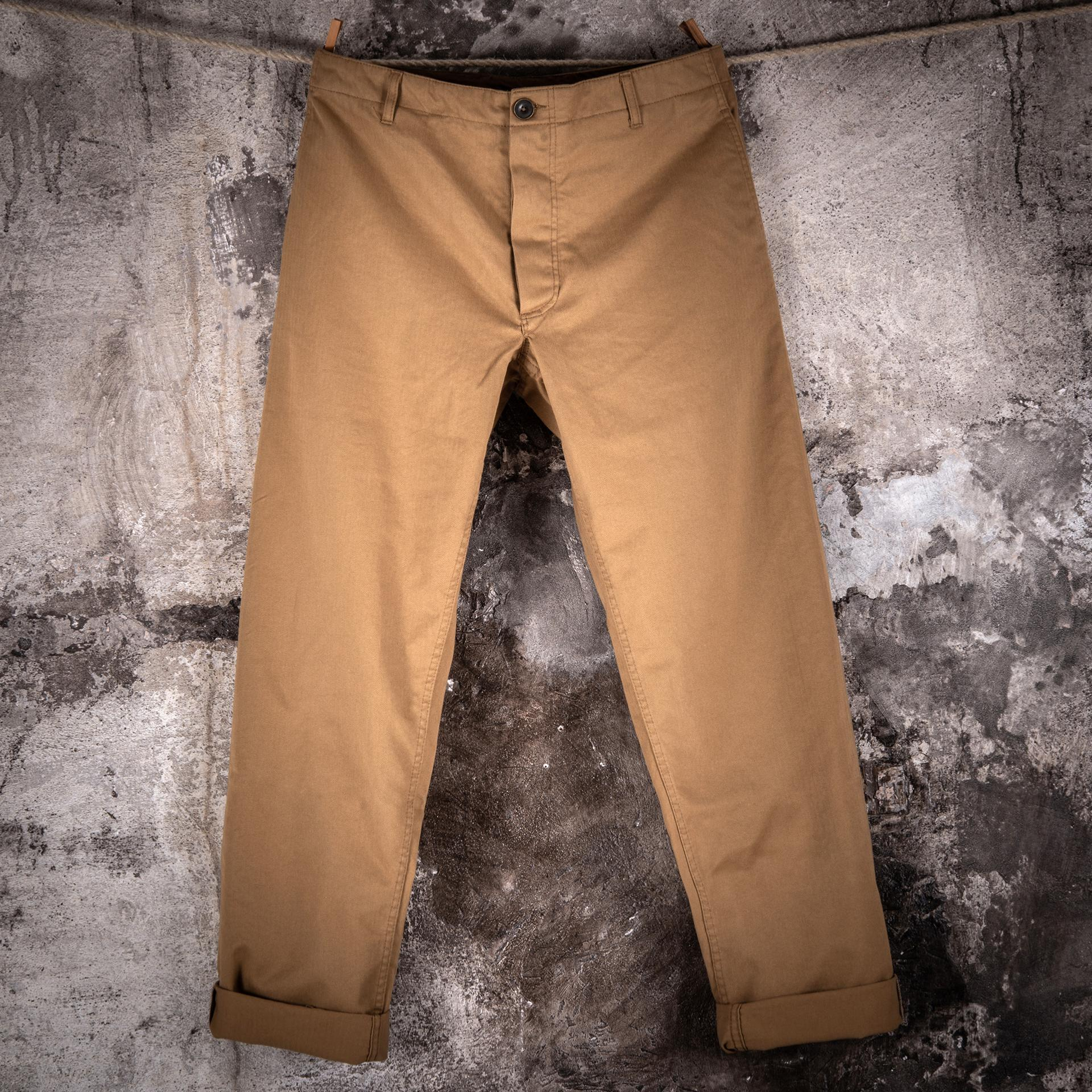 LE CHINO HBT CAMEL