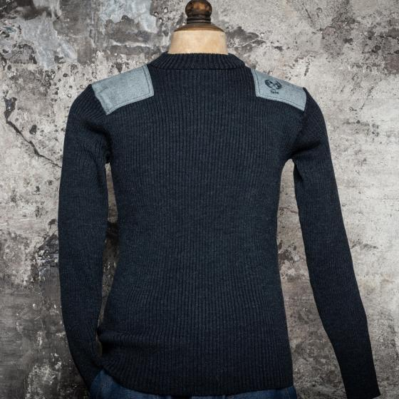 LE PULL MARTYR MILITAIRE